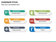 Leadership Styles PPT Slide 28