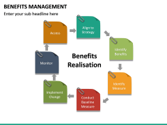 Benefits management PPT slide 21