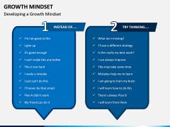 Growth Mindset PPT Slide 4