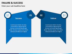 Failure and Success PPT Slide 9