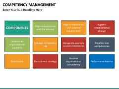 Competency Management PPT Slide 20