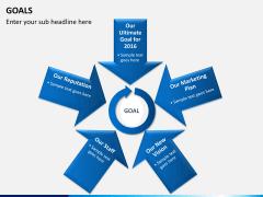 Goals PPT Slide 10