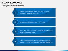 Brand Resonance PPT Slide 12