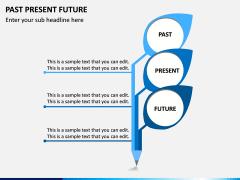 Past Present Future PPT Slide 10
