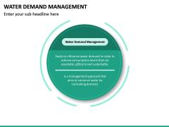 Water Demand Management PPT Slide 13