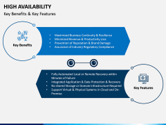 High Availability PPT Slide 5