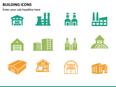 Building Icons PPT Slide 26