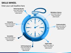 Skills Wheel PPT Slide 12