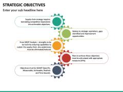 Strategic Objectives PPT Slide 21