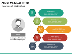 About Me / Self Intro PPT Slide 26