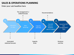 Sales and Operations Planning PPT Slide 6