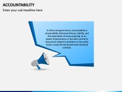 Accountability PPT Slide 1