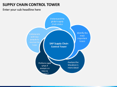 Supply Chain Control Tower PPT Slide 2