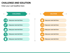 Challenge and Solution PPT Slide 13