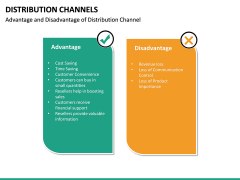 Distribution Channels PPT slide 19