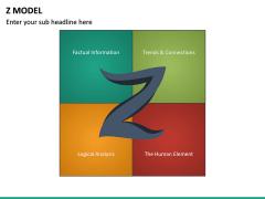 Z Model PPT Slide 13