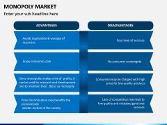 Monopoly Market PPT Slide 9