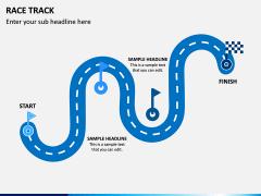 Race Track PPT Slide 8