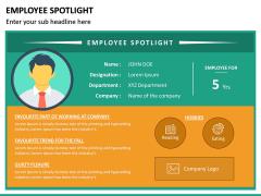 Employee Spotlight PPT Slide 19