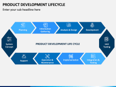 Product Development Lifecycle PPT Slide 9