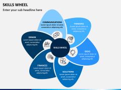 Skills Wheel PPT Slide 9