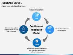 Feedback Model PPT Slide 13