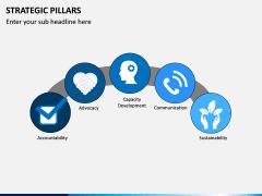 Strategic Pillars PPT Slide 9