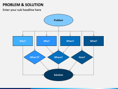 Problem and Solution PPT Slide 19