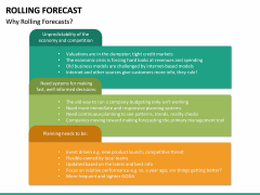 Rolling Forecast PPT Slide 19