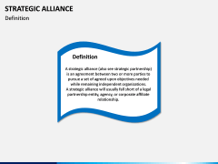 Strategic Alliance PPT Slide 2