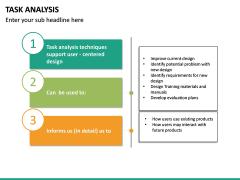 Task Analysis PPT Slide 24