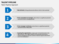 Talent Pipeline PPT Slide 3