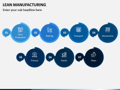 Lean Manufacturing PPT Slide 11
