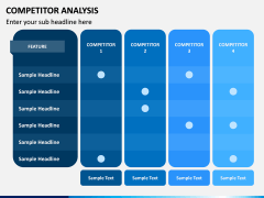 Competitor Analysis PPT Slide 6