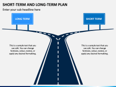 Short Term and Long Term Plan PPT Slide 7