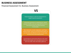 Business Assessment PPT Slide 28