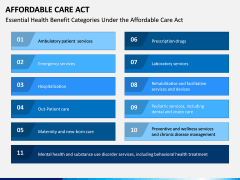 Affordable Care Act PPT Slide 4