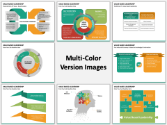 Value Based Leadership multicolor combined