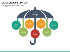UX/UI Design Strategy PPT Slide 22