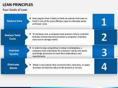 Lean Principles PPT slide 13
