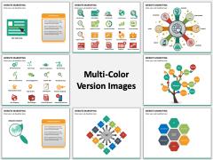 Website Marketing Multicolor Combined