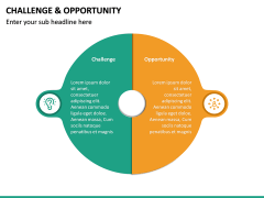 Challenge and Opportunity PPT Slide 15