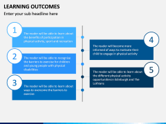 Learning Outcomes PPT Slide 14