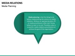 Media Relations PPT Slide 19