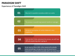 Paradigm Shift PPT Slide 18