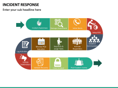 Incident Response PPT Cover Slide 16
