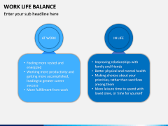 Work Life Balance PPT Slide 9