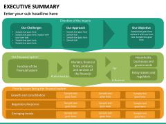 Executive Summary PPT Slide 37