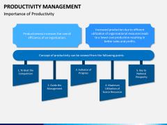 Productivity Management PPT Slide 5