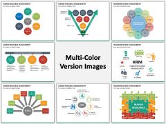 HR management PPT slide MC Combined